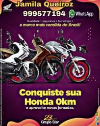 Consorcio Honda é fácil e funciona.