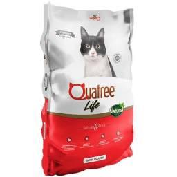 Ração Quatree Life Adulto Gato Salmão 10kg