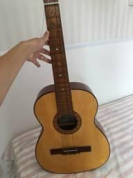 Vendo lindo violão+alça+case NO CARTÃO
