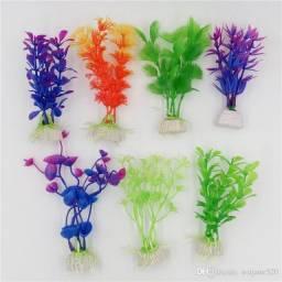 Plantas Artificiais Aquario