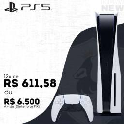 Playstation 5 - Novo lacrado com garantia