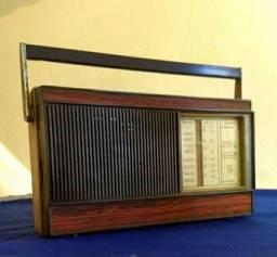 Rádio Philips / Compartilho anos 70  / DECORAÇÃO
