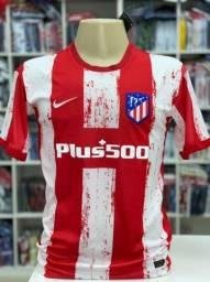 Camisa do Atlético de Madrid Nike 2021/22