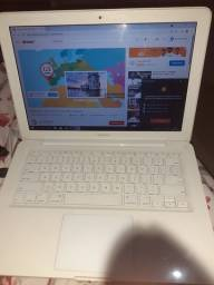 Vendo esse Macbook white com problema no audio