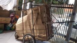 Carrinho de reciclagem 500