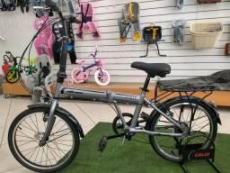 Bicicleta Elleven Dubly Dobrável