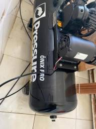 Compressor 200 litros excelente!