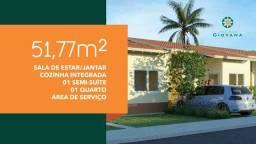 14- Condomínio Giovana. Entrada de 500 reais e subsídio de  21 mil!