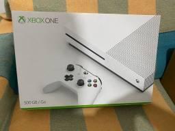 Xbox One S novo Parcelo 10x sem juros