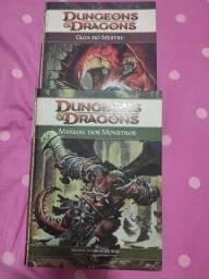 Livro dos Monstros e do Mestre D&D 4 edição