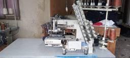Maquina Elastiqueira 21 agulhas cós