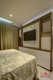 Apartamento todo MOBILIADO com 1 dormitório à venda, 39 m² por R$ 380.000 - Capuan - Cauca