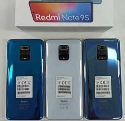 Xiaomi Redmi Note 9S 128GB - Nota Fiscal - Loja física - Parcelamos - Entrega grátis