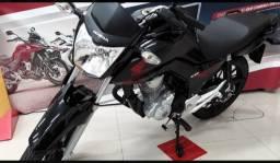 Honda CG 160 Fan Flex, CBS, ano 2020 modelo 2021