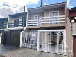Casa sobrado com 3 quartos - Bairro Orfãs em Ponta Grossa