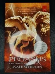 Livro Pegasus e os Novos Olímpicos - Livro 3