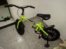 Título do anúncio: Biscicleta semi nova pouco tempo de uso