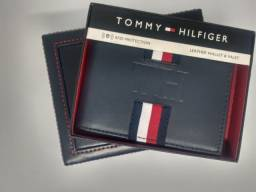 Carteiras Tommy Hilfiger com RFID Protector