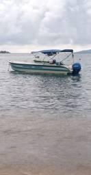 Bote motor 40 hp 4 t yamaha