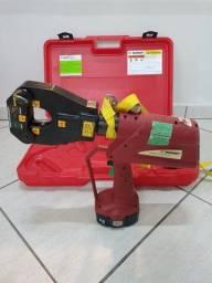 Alicate hidráulico a bateria burndy PAT81KFT-18V
