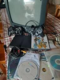 PlayStation 2 e tevê