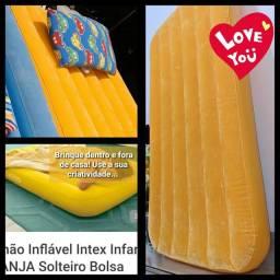 Colchão inflável INTEX