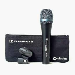 Microfone Sennheiser e945 - Novo na caixa