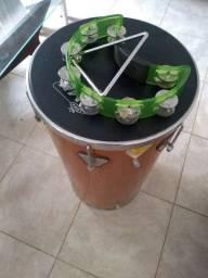 Atabaque tambor RMV