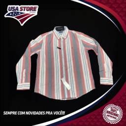 Camisas sociais Tommy Hilfiger em 3 tamanhos !