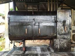 Churrasqueira Defumador ( Pit smoker)