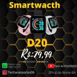 Smartwacth D20 NOVO