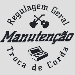 Manutenção e Regulagem de Violão, Guitarra, Baixo, Ukulele !