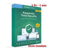 Antívirus Kaspersky Total Security