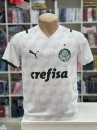 Camisa do Palmeiras 2021/22 Uniforme II