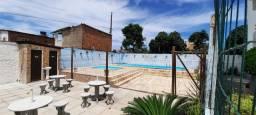 Ap 2 quartos Conjunto Residencial Enseada 800,00 piscina e salão de festas