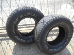 pneus 2 31x10x50r.15,usado,