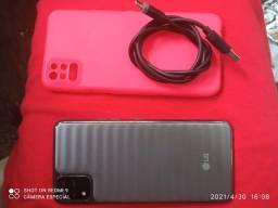 LG K52, todo bom