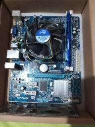 KIT I5 3470 8GB DDR3 E PLACA MAE