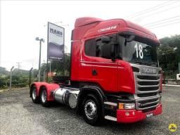 Vende-se Scania 440<br>(LEIA A DESCRIÇÃO)