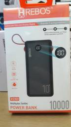 Power Bank bateria portátil 1000Amp