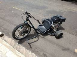 Drift trike motorizado  15 hp