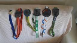 Medalhas comemorativas Provas de rua