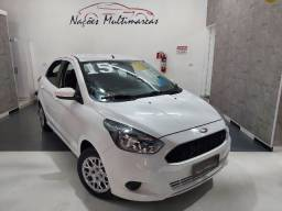 Ford Ka SE Ano 2015 !!! Motor 1.0 Completo !!!