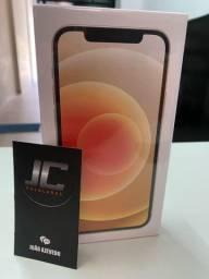 IPHONE 12 64GB BRANCO NOVO