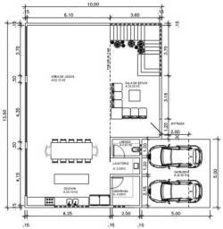 Projetos de arquitetura e decoração