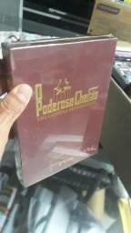 O Poderoso Chefão The Coppola Restoration (Trilogia Box c/3 Dvds NOVO na embalagem)
