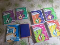 Coleção  trilha de livros  didáticos do 8 ano