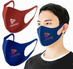 Máscara neoprene personalizada empresas uniforme atacado