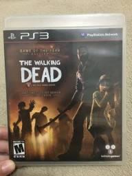 Jogo ps3 - The Walking Dead