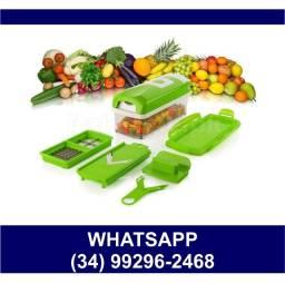 Ralo para Legumes com Escorredor